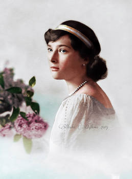 H.I.H. Grand Duchess Tatiana