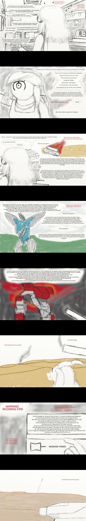 The second TTT war - Range-war by mesamus