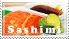 Sashimi Stamp