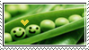 Two peas in a pod stamp. by autumn-letters