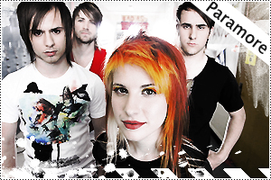 Paramore by Isabblack