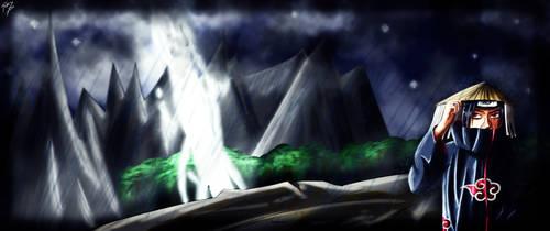 Kyubi Awakening By Tobeyd Deviantart – Migliori Pagine da Colorare
