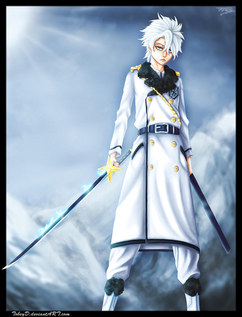 Captain Hitsugaya by TobeyD