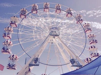 Ferris Wheel by REALMaximumRide