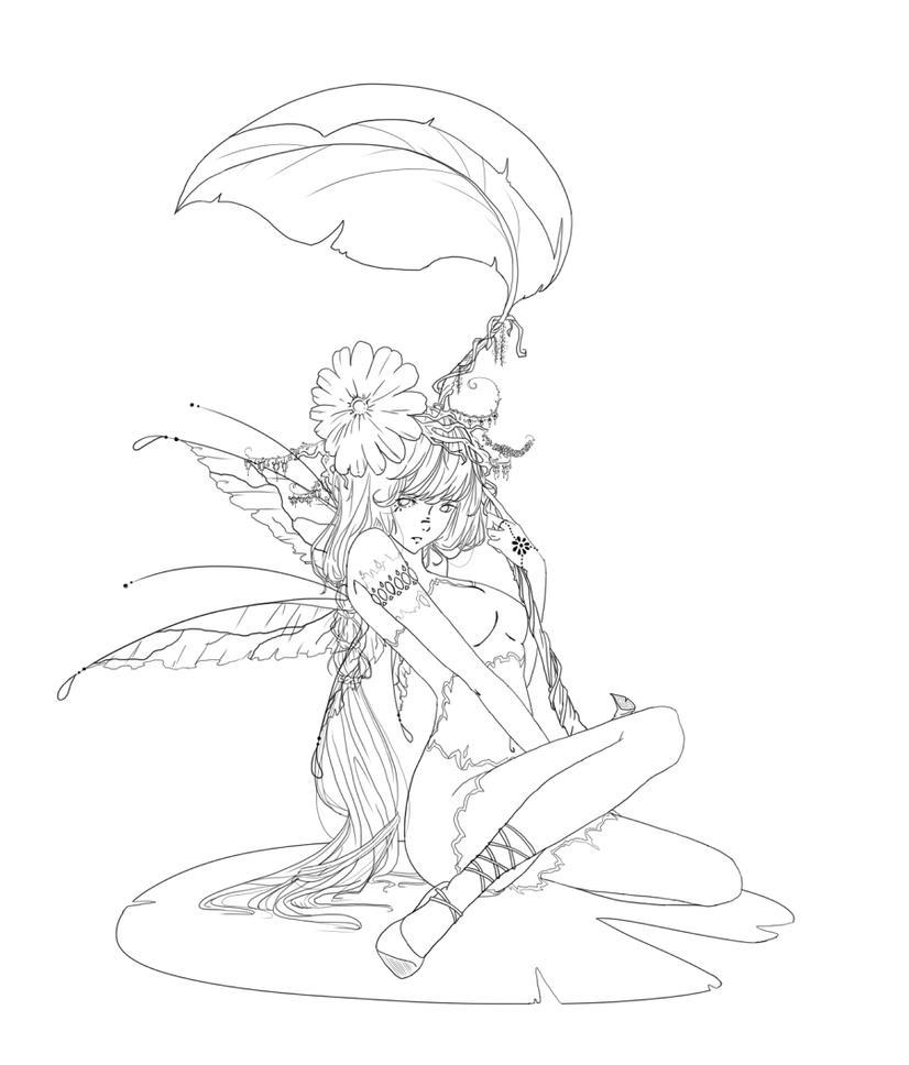 spring fairy by shirazen on deviantart