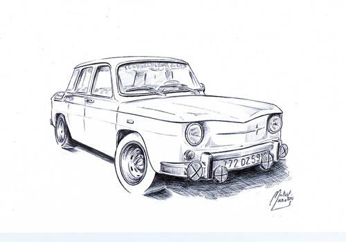 Fleur De Lys Renault 8