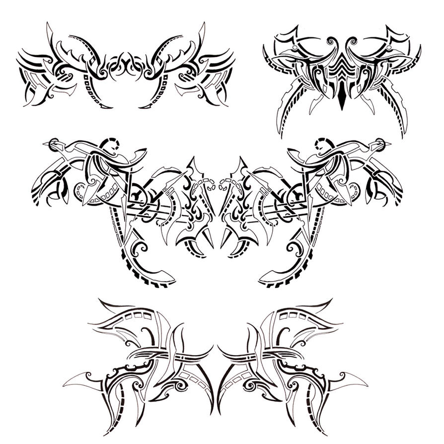 Start Your Tattoo Design: Tattoo Designs 26, Start Of By Dannydevil On DeviantArt