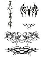 tattoo designs 4 by dannydevil