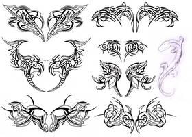tattoo designs 20 by dannydevil