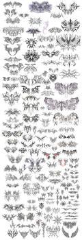 giant tattoo sheet. of doom. by dannydevil
