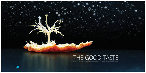 Winter Trees: The Good Taste by dimchevski