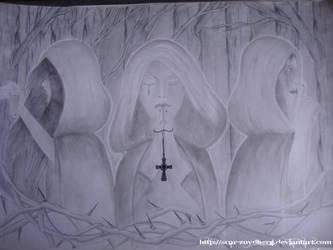 Darkness - For school by Scar-Zoydberg