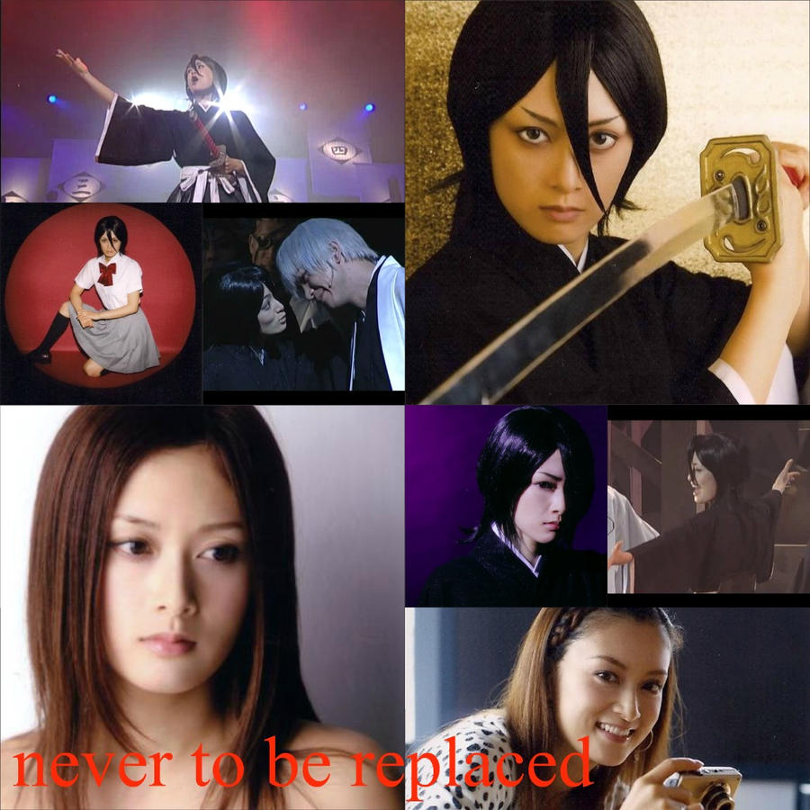 Rukia by AngryHero42
