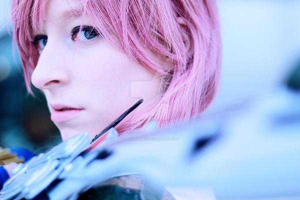 Lightning Cosplay - Prepare by Kawaii-Kioko