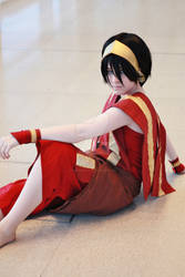 Chillin - Toph Cosplay by CiriCosplay