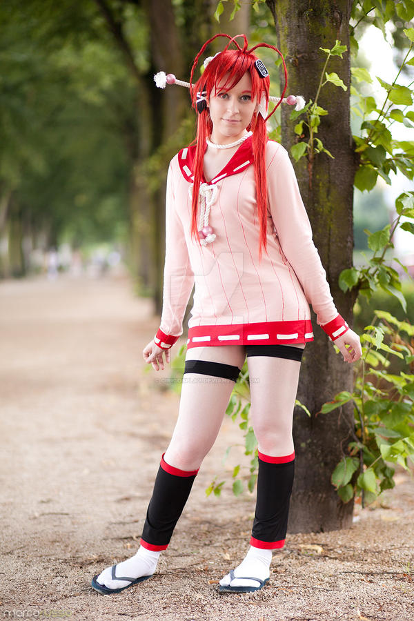 Cutie - Yagyuu Jubei Cosplay by Kawaii-Kioko
