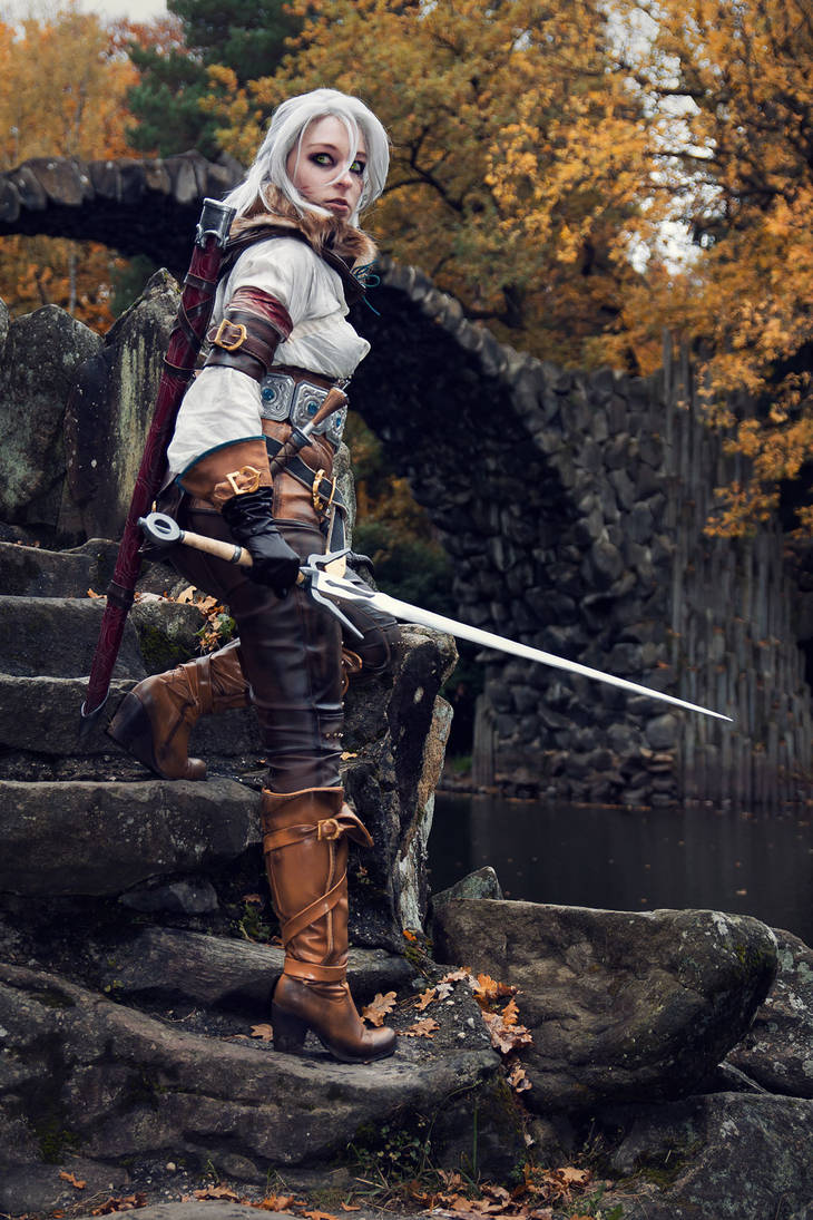 Ciri Cosplay by Kawaii-Kioko by CiriCosplay