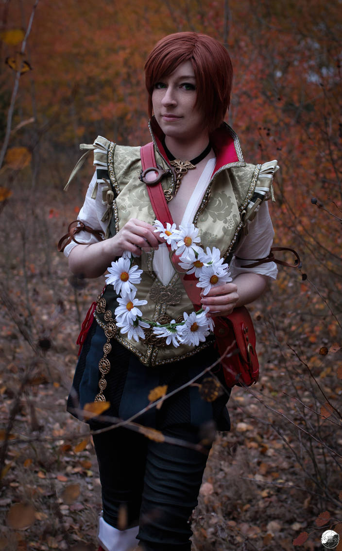 Shani - The Witcher 3: Wild Hunt Cosplay