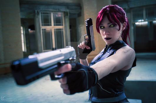 Doppelganger - Tomb Raider Underworld Cosplay