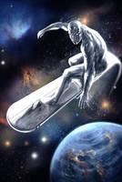 Silver Surfer by bodzi0x
