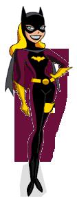 Batgirl III DCAU style by Azraeuz