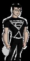 BL Superboy DCAU style