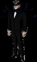 Dr. Hurt DCAU style by Azraeuz