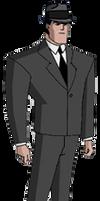 Bruce Wayne Detective DCAU