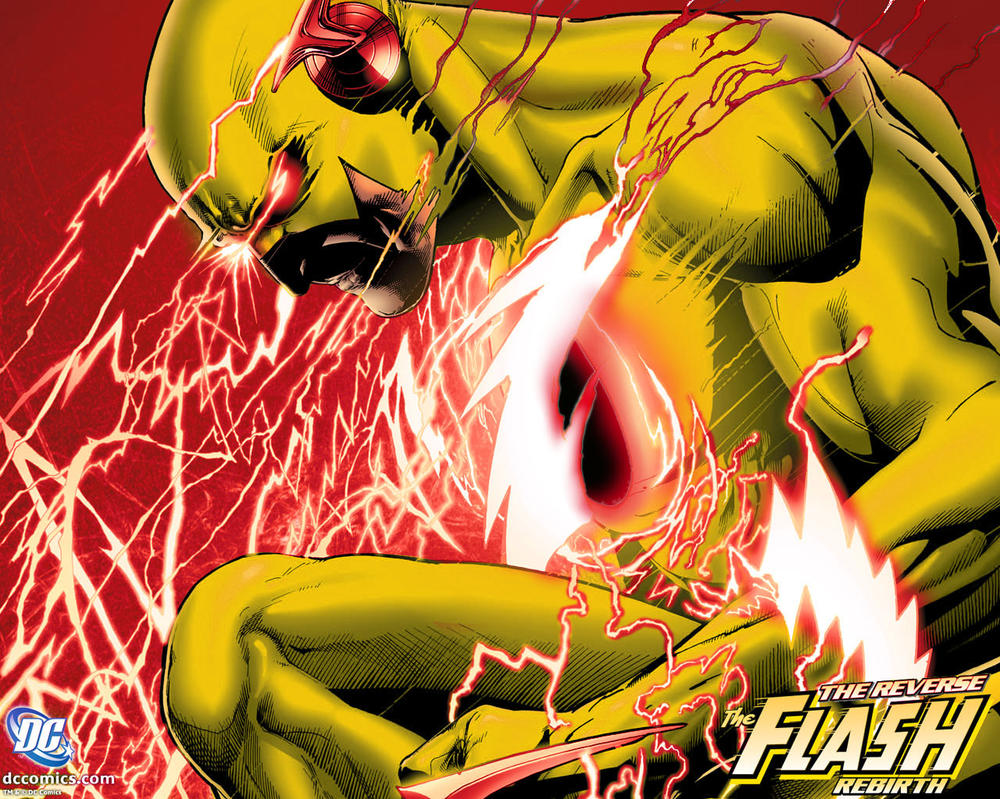 Reverse Flash Rebirth By Azraeuz