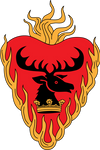 ASOIAF Stannis Baratheon Crest
