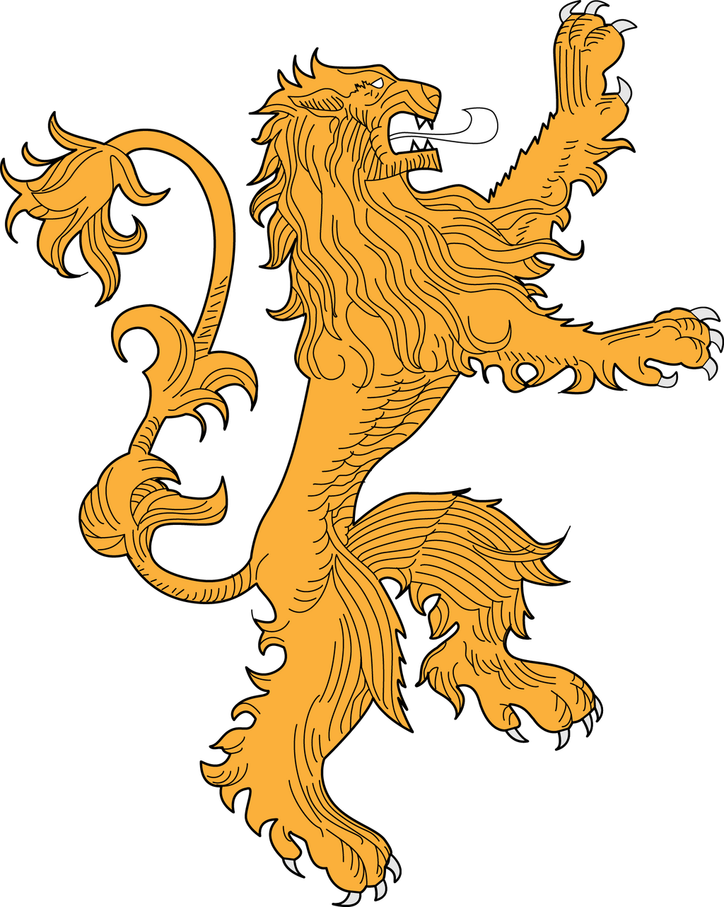 House Lannister by Azr...