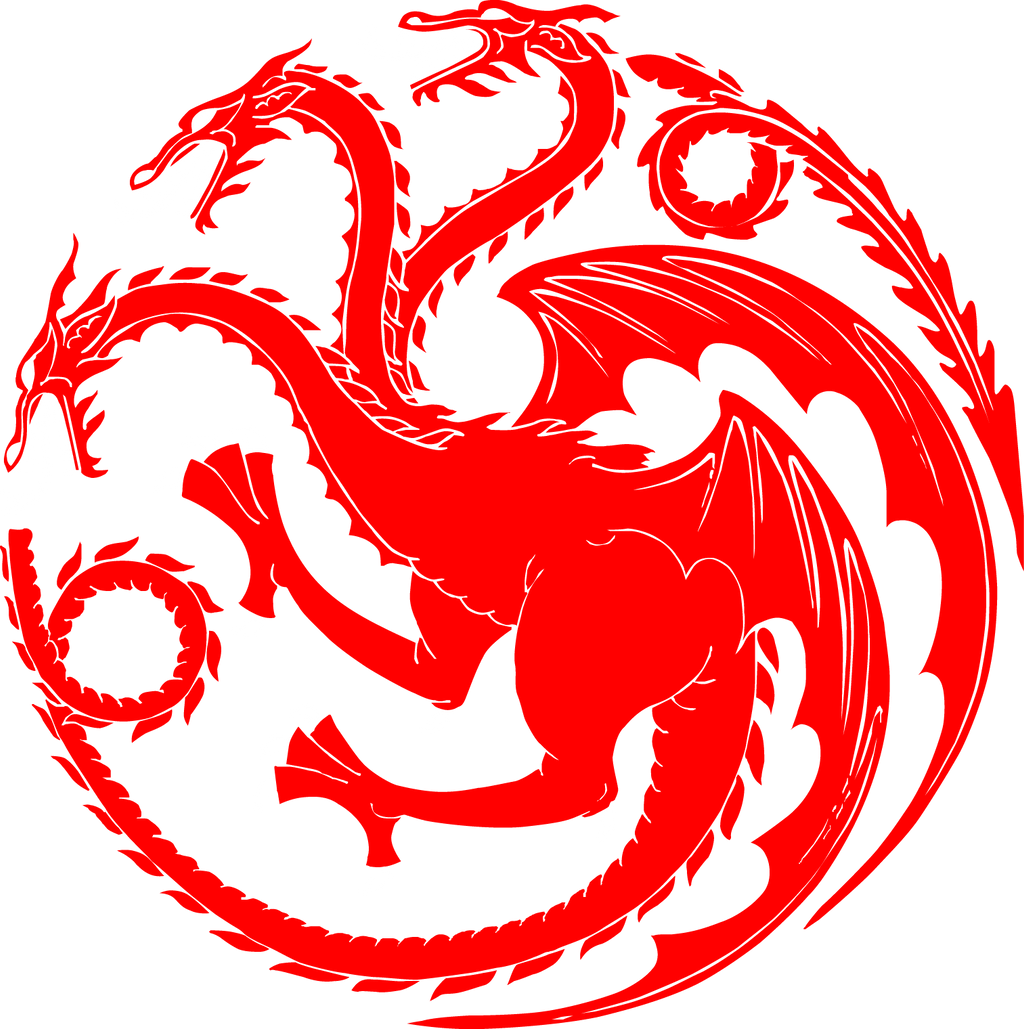 Targaryen logo | ReadyToCut - Vector Art for CNC - Free ...