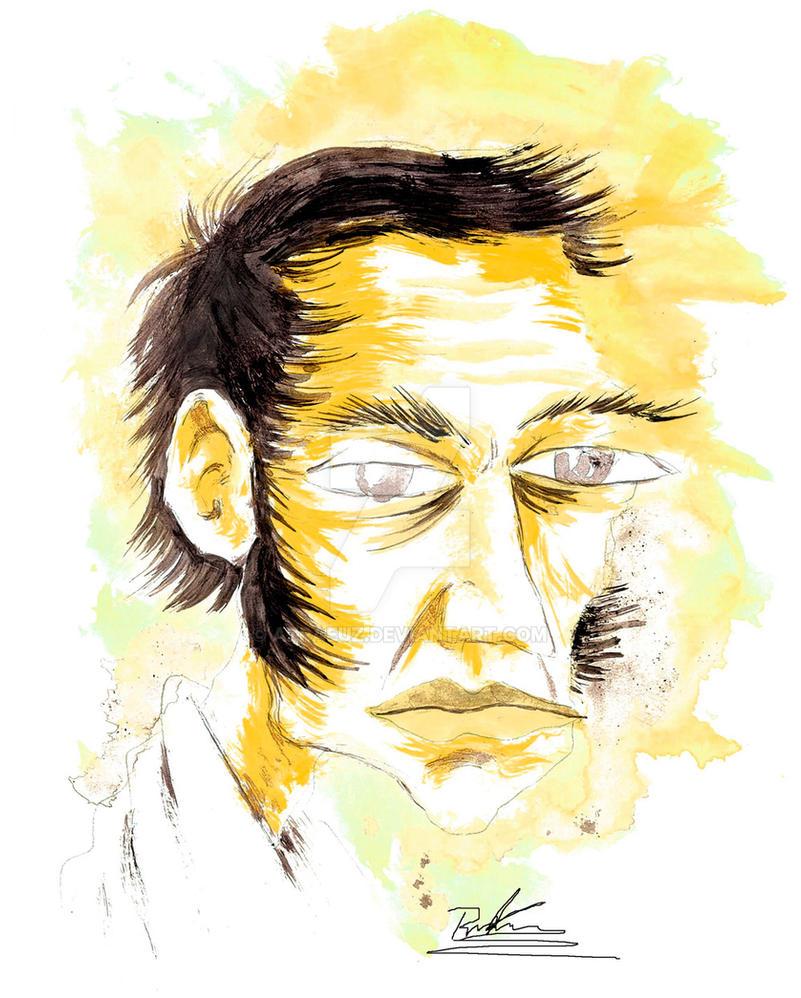Dying Bolivar by Azraeuz