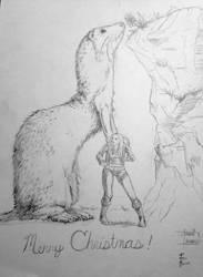 Christmas Sketch 1