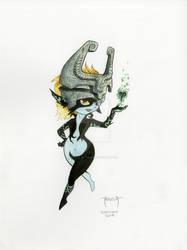 Midna - Zelda Twilight Princess
