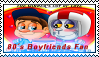 Wreck-It Ralph-80's Boyfriends Stamp by Squillarah