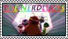 Space Jam-The Nerdlucks Stamp by Squillarah
