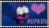 Space Jam-Bupkus Stamp by Squillarah