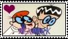 Dexter's Laboratory-DexDark Stamp by SkunkyToonTastic