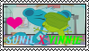 Littlest Pet Shop-Vinnil Stamp by Squillarah