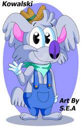 Original Art - Kowalski Koala
