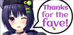 Akiko Says Thanks for the Fave by SuperDuperBob2