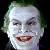 Jack Nicholson Joker Icon FTU