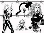 N. - Black Widow by LillithsBernard