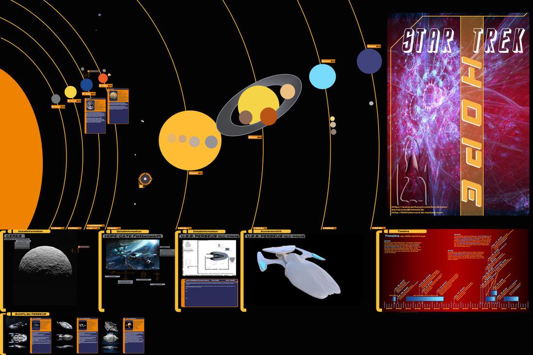 Star Trek Hope INFOGRAFIK by LillithsBernard