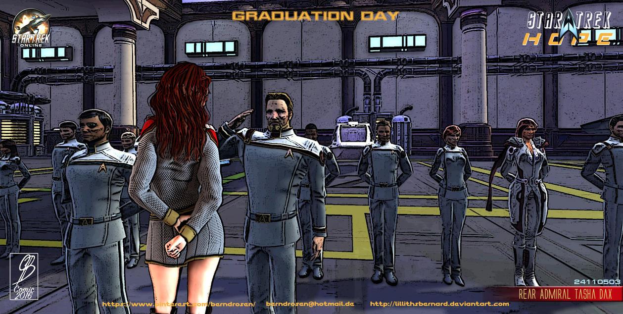 Graduation Day 002 by LillithsBernard