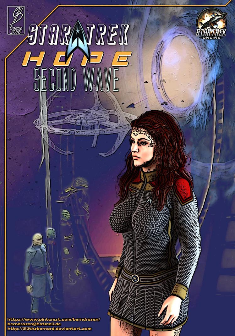 Star Trek Hope SECOND WAVE Cover by LillithsBernard