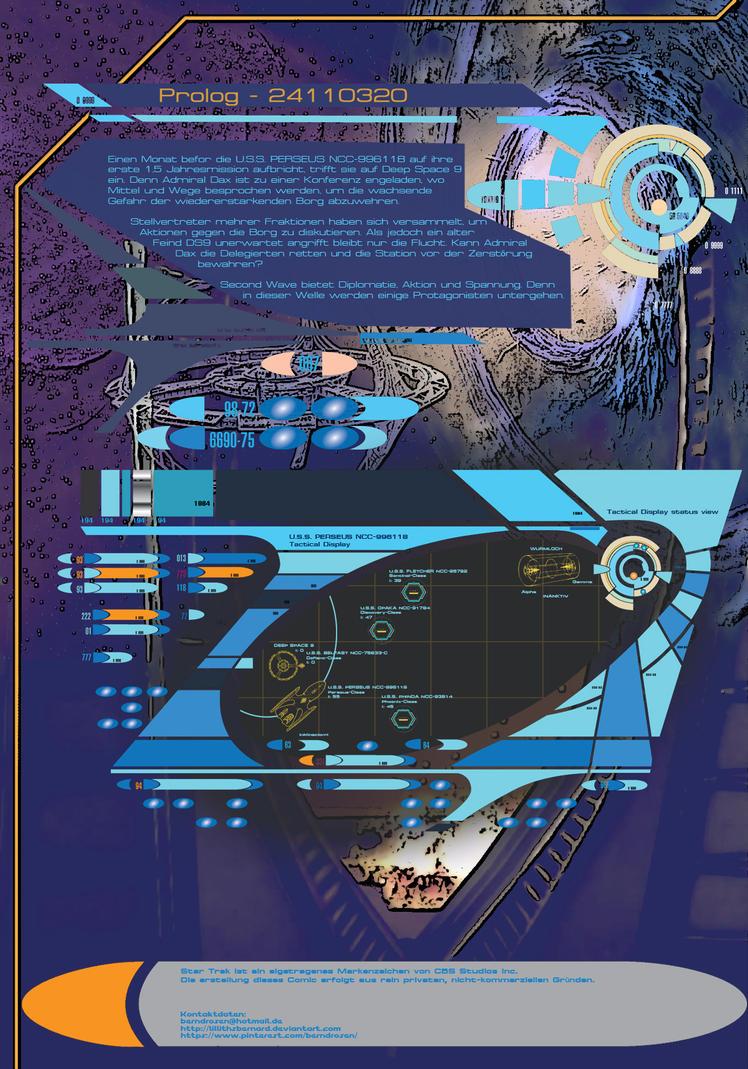 Star Trek Hope SECOND WAVE Prolog by LillithsBernard