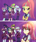 MLP EG:Friendship games| We're the shadowbolts!