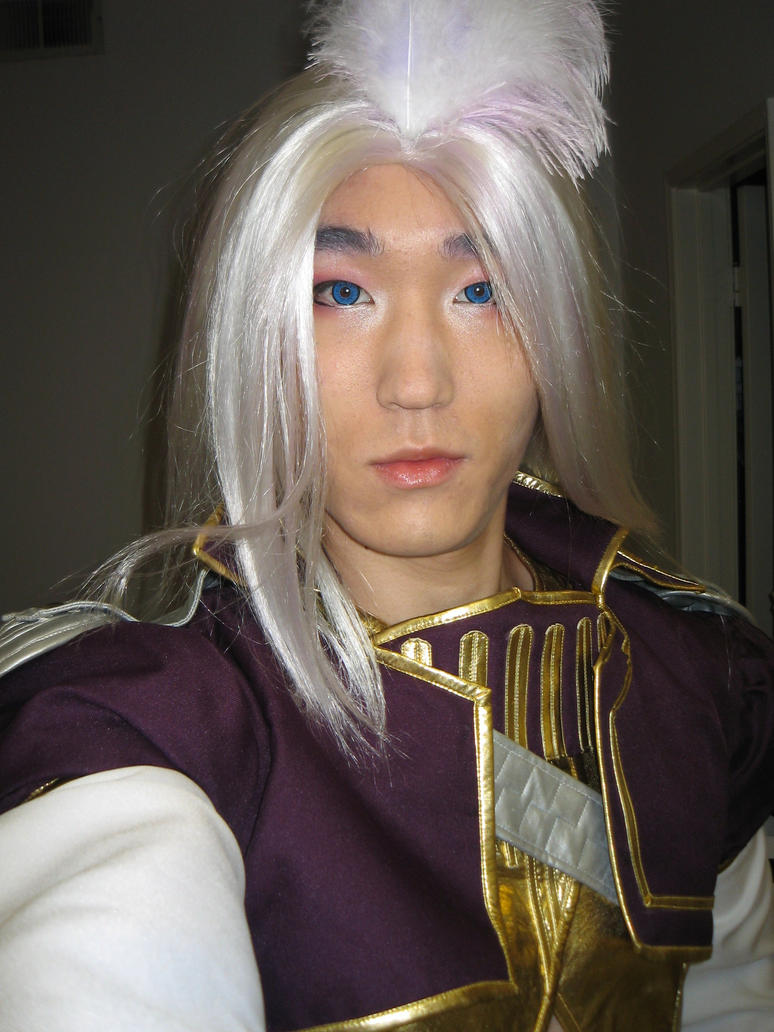 Kuja Makeup Test by SoCoPhDPepper